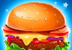 Игры Бургерная 3