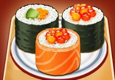игра готовка челлендж мастер суши для детей