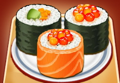 Игра Ресторан: Суши Мастер