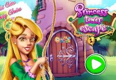 Игры для девочек принцессы побег