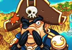Игра Пиратские Пушки