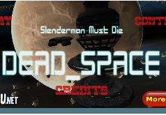 Игра Слендермен: Мёртвый Космос