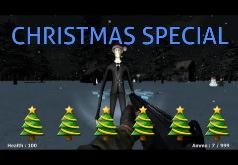 Слендермен: Тихие Улицы: Рождество