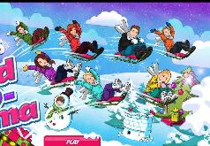 Игра Новогодние Развлечения