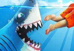 Игра Злая Акула
