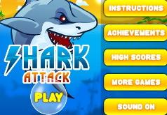 игры акулы нападают