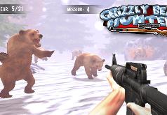 Игра Охотник на Медведей 3Д