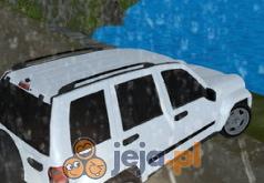 Игра Джип Прадо в Горах 3Д