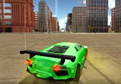 Игра Спортивные Автомобили: Вызов 3Д