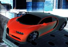 Игра Автомобильные Трюки в Городе 3Д