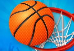 Игра Флик Баскетбол