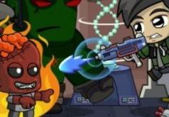 Игры Стреляем со стингера по зомби