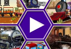 игры для девочек поезда