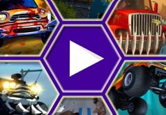 Игры машины зомби