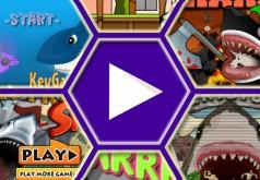 Игры для мальчиков акулы