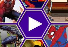 Игры драки на двоих человек паук