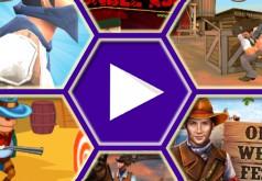 Игры индейцы и ковбои