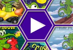 игры крокодил убийца