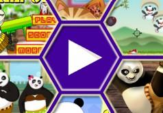 Игры в городе панды