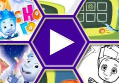 Игры для детей фиксики