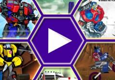 Игры трансформеры прайм лего