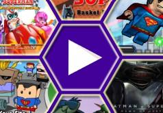 игры лего бэтмен против супермена