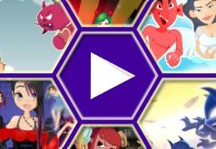 Игры ангел и дьявол