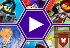 Игры Лего нексо найтс Замок Джестро