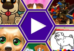 Игры Собака космонавт