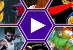 Игры Люди Икс Марвел