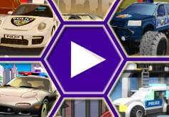 Игры супер полицейские