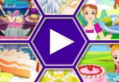Игры Рецепт лимонного пирога