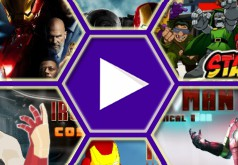Игры Тони Железный Человек