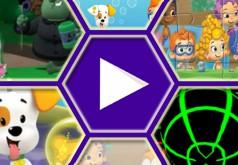 игры для девочек гуппи и пузырьки